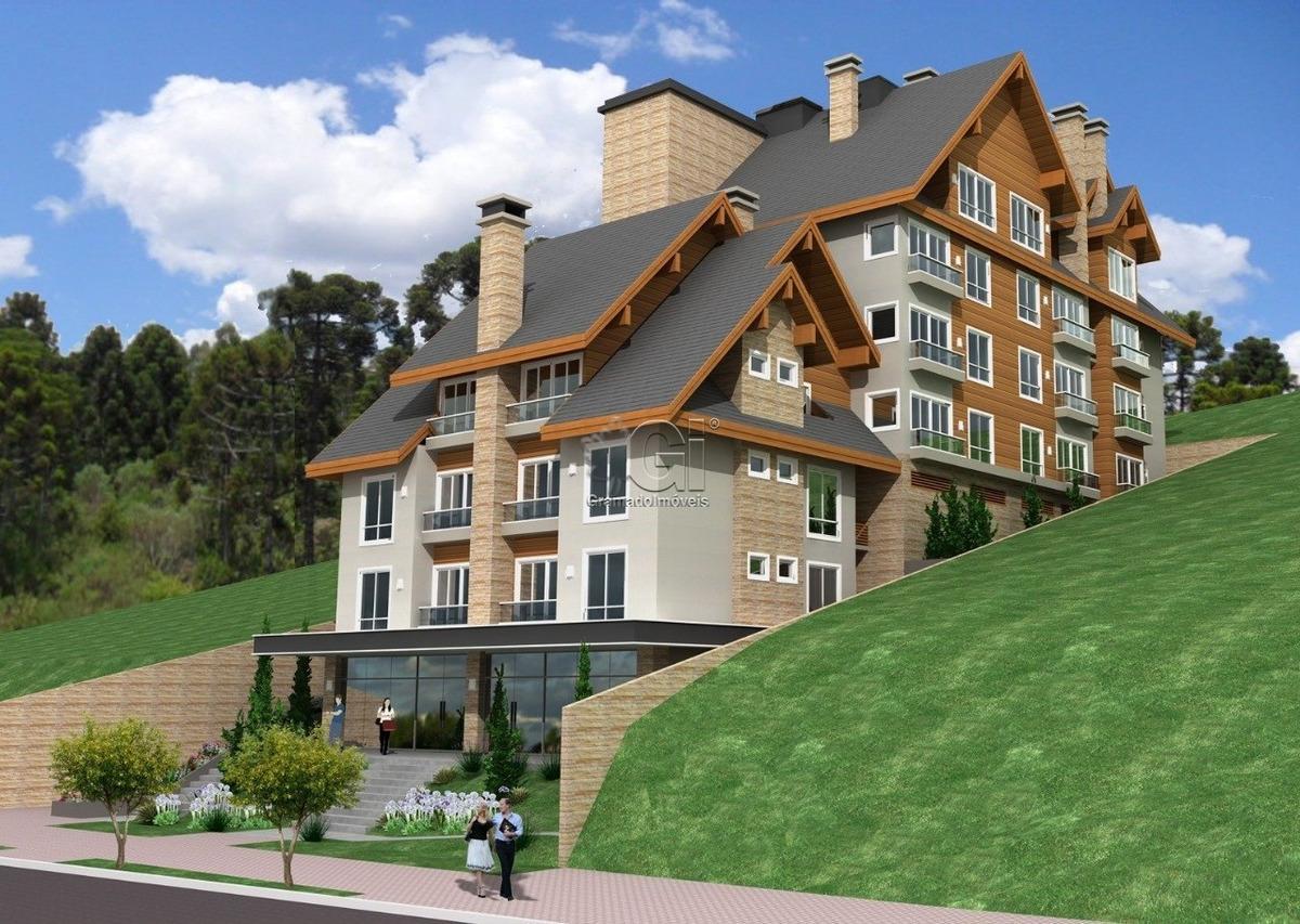 apartamento - colina dos lagos - ref: 3608 - v-gi3614