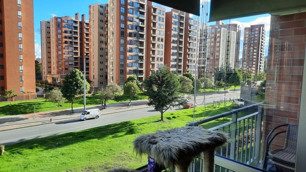 apartamento colina excelente vista