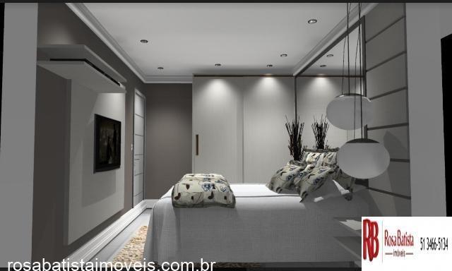 apartamento  com 01 dormitório(s) localizado(a) no bairro marechal rondon em canoas / canoas  - a268