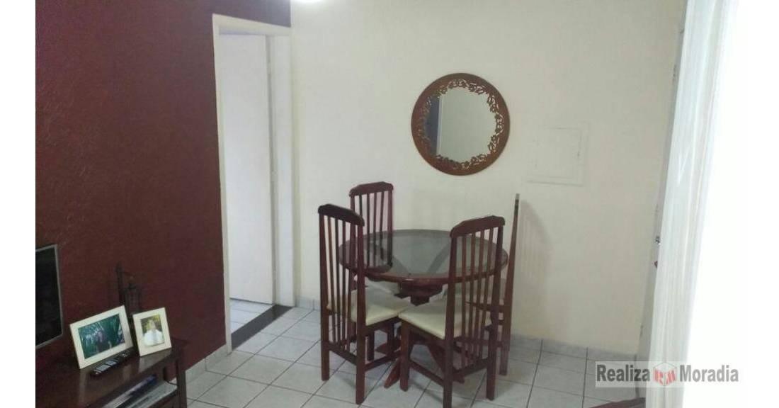 apartamento com 02 dormitórios 45 m² por r$ 195.000 - granja viana - sp - ap0488