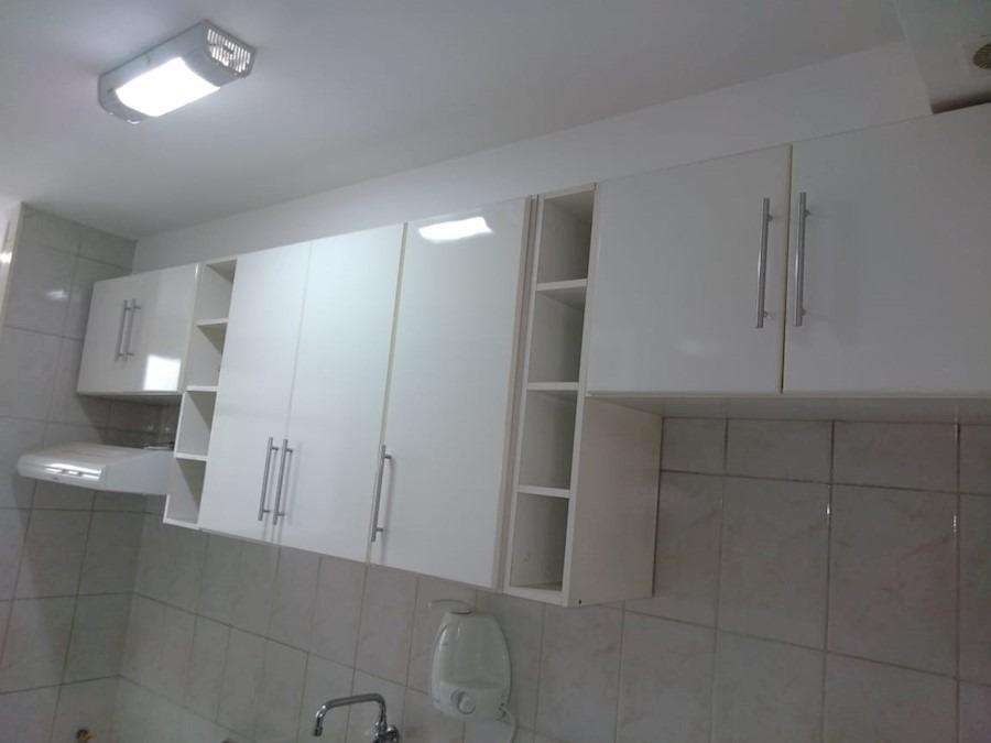 apartamento com 02 dormitórios e 01 vaga garagem - santa maria - 11457v