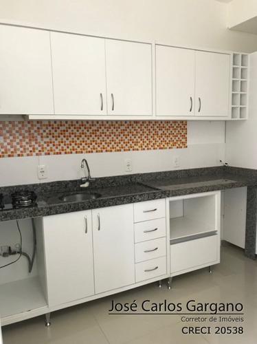 apartamento com 02 dormitórios e 01 vaga - imb521 - imb521