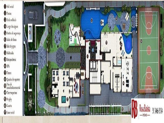 apartamento  com 02 dormitório(s) localizado(a) no bairro marechal rondon em canoas / canoas  - a121