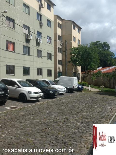 apartamento  com 02 dormitório(s) localizado(a) no bairro olária em canoas / canoas  - a267