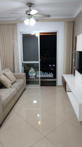 apartamento com 02 dormitórios na vila regente feijó - v63077