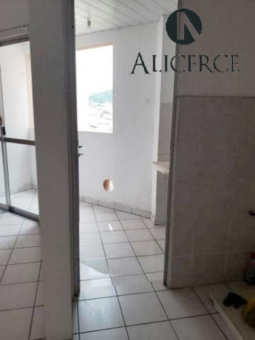 apartamento com 02 dormitórios, sala, sacada, cozinha com gás central! - 1210