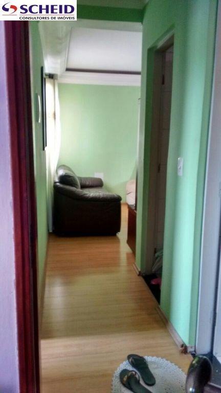apartamento com 02 dorms, 01 vaga - campo grande - mr57668