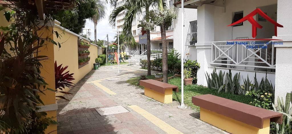 apartamento com 02 quartos, 02 vagas no bairro maraponga - ap0344