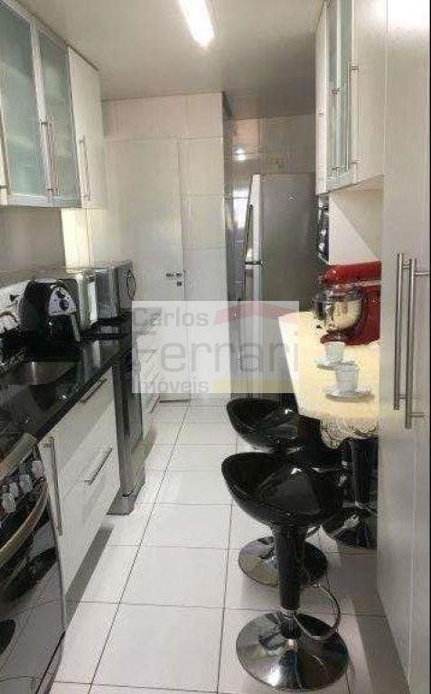 apartamento com 03 dormitórios, 1 suíte, 2 vagas - parada inglesa - cf21439