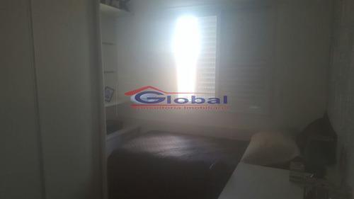apartamento com 03 dormitórios - bairro campestre - gl37651