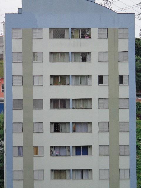 apartamento com 03 dormitórios e 01 vaga