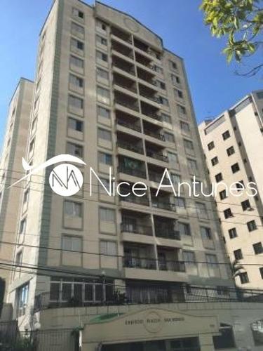 apartamento com 03 dormitórios e 02 vagas no parque mandaqui. - na8302