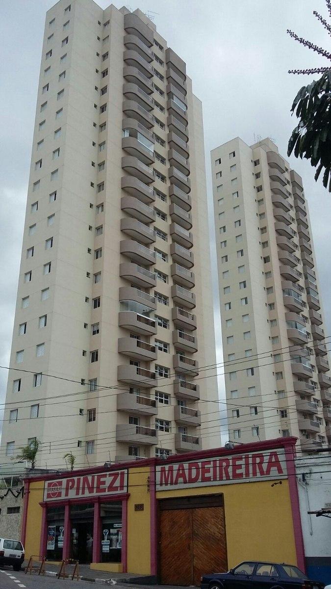 apartamento com 03 dormitórios e 03 vagas.