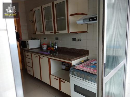apartamento com 03 dorms e 1 vg no sacomã | m1670