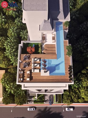 apartamento com 03 suites a 150mt da beira rio em itajai - 119