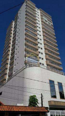 apartamento com 1 dorm, aviação, praia grande - r$ 295 mil, cod: ac4081 - vac4160