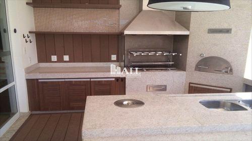 apartamento com 1 dorm, bom jardim, são josé do rio preto - r$ 285.000,00, 44m² - codigo: 421 - v421