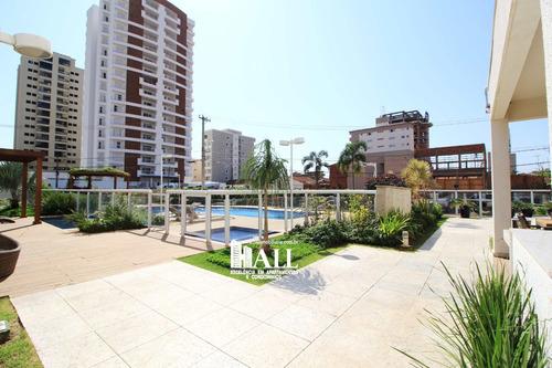 apartamento com 1 dorm, bom jardim, são josé do rio preto - r$ 328.000,00, 52m² - codigo: 2924 - v2924