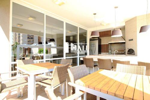 apartamento com 1 dorm, bom jardim, são josé do rio preto - r$ 335.000,00, 50m² - codigo: 2081 - v2081