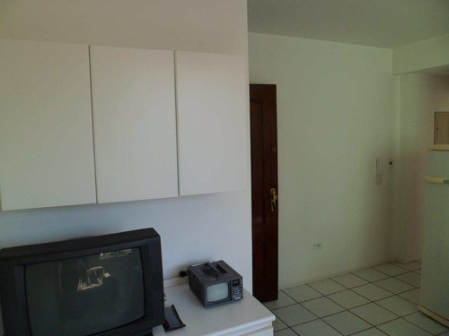 apartamento com 1 dorm, caiçara, praia grande - r$ 130.000,00, 42m² - codigo: 412218 - v412218