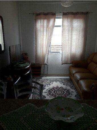 apartamento com 1 dorm, caiçara, praia grande - r$ 140.000,00, 45m² - codigo: 283301 - v283301