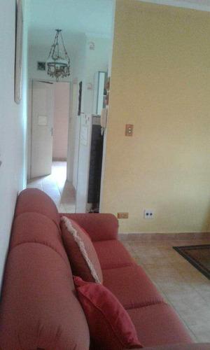 apartamento com 1 dorm, caiçara, praia grande - r$ 140.000,00, 48m² - codigo: 412298 - v412298