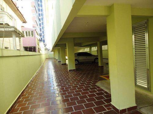 apartamento com 1 dorm, caiçara, praia grande - r$ 159.000,00, 48m² - codigo: 330201 - v330201