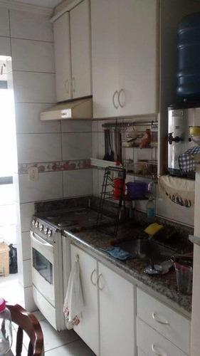 apartamento com 1 dorm, caiçara, praia grande - r$ 165.000,00, 58m² - codigo: 412316 - v412316