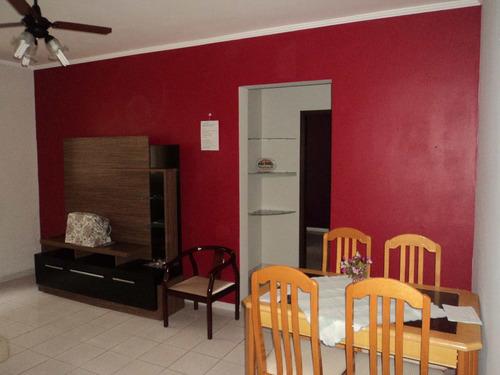 apartamento com 1 dorm, caiçara, praia grande - r$ 170.000,00, 50m² - codigo: 412106 - v412106