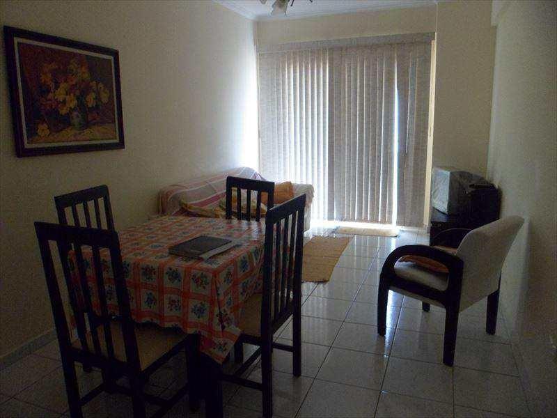 apartamento com 1 dorm, caiçara, praia grande - r$ 200.000,00, 55m² - codigo: 315201 - v315201
