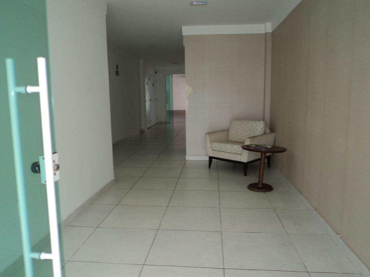 apartamento com 1 dorm, caiçara, praia grande - r$ 223.261,50 - v412613