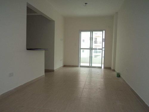 apartamento com 1 dorm, caiçara, praia grande - r$ 229.900,00, 52,07m² - codigo: 412577 - v412577
