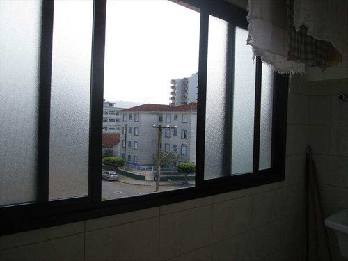 apartamento com 1 dorm, caiçara, praia grande - r$ 230.000,00, 57m² - codigo: 323001 - v323001