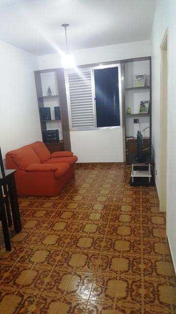 apartamento com 1 dorm, canto do forte, praia grande - r$ 170.000,00, 56m² - codigo: 412429 - v412429