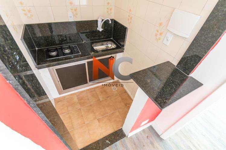 apartamento com 1 dorm, centro, rio de janeiro - r$ 229 mil, cod: 6 - v6