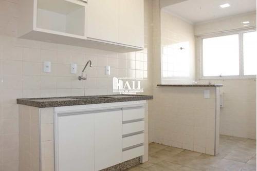 apartamento com 1 dorm, centro, são josé do rio preto - r$ 188.000,00, 47m² - codigo: 2742 - v2742