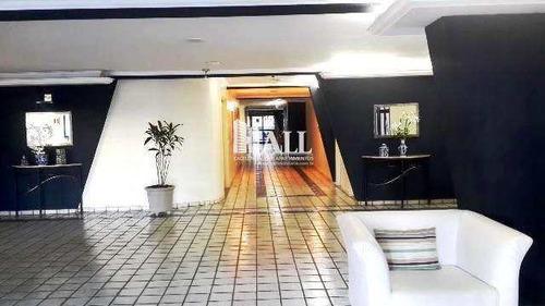 apartamento com 1 dorm, centro, são josé do rio preto - r$ 277.000,00, 80m² - codigo: 3515 - v3515