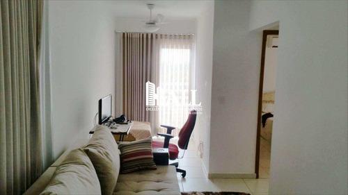 apartamento com 1 dorm, cidade nova, são josé do rio preto - r$ 195.000,00, 54m² - codigo: 1630 - v1630