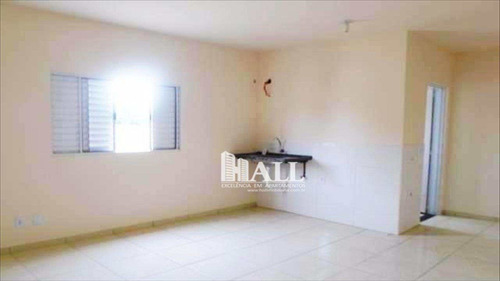 apartamento com 1 dorm, jardim alto alegre, são josé do rio preto - r$ 98.000,00, 38m² - codigo: 1737 - v1737