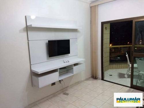 apartamento com 1 dorm, jardim marina, mongaguá - r$ 300 mil, cod: 828921 - v828921