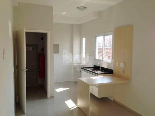 apartamento com 1 dorm, jardim ouro verde, são josé do rio preto - r$ 164.000,00, 35m² - codigo: 4 - v4