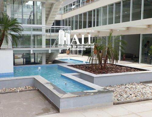 apartamento com 1 dorm, jardim tarraf ii, são josé do rio preto - r$ 257.000,00, 34m² - codigo: 3375 - v3375