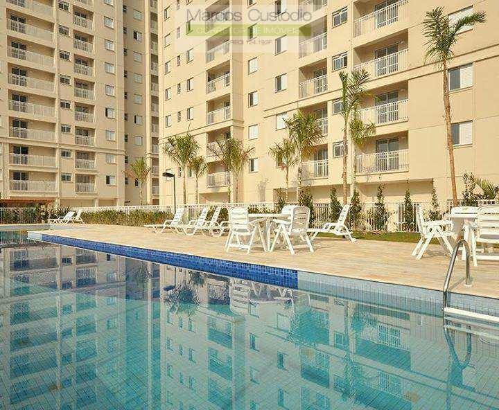 apartamento com 1 dorm, mauá, são caetano do sul - r$ 549 mil, cod: 513 - v513