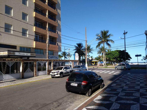 apartamento com 1 dorm, ocian, praia grande - r$ 160.000,00, 48,81m² - codigo: 412347 - v412347