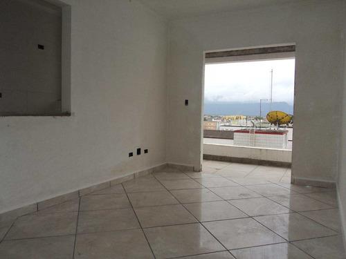 apartamento com 1 dorm, ocian, praia grande - r$ 180.000,00, 37,51m² - codigo: 412501 - v412501