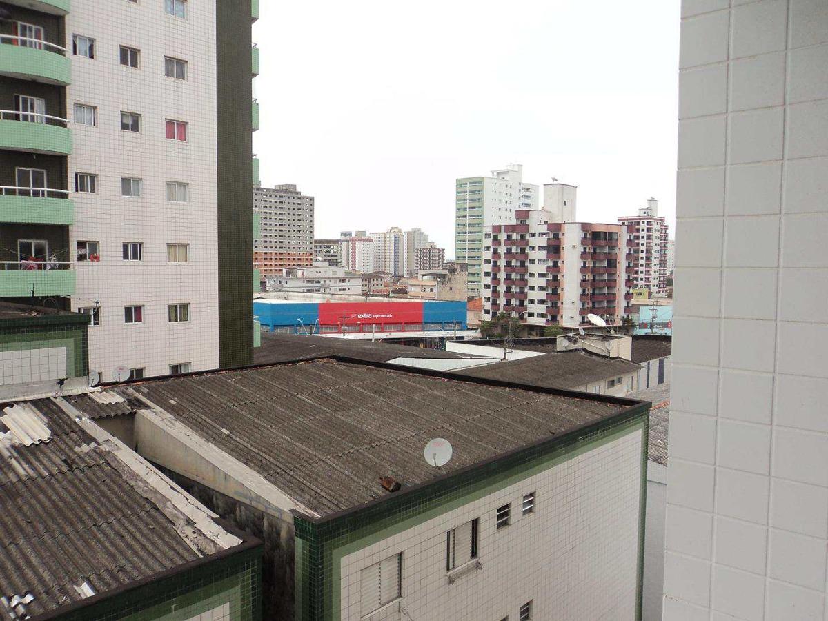 apartamento com 1 dorm, ocian, praia grande - r$ 190.000,00, 37,51m² - codigo: 412503 - v412503