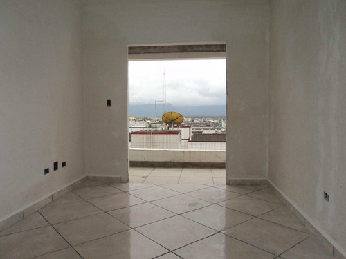 apartamento com 1 dorm, ocian, praia grande - r$ 190.000,00, 37,51m² - codigo: 412508 - v412508