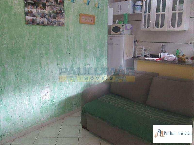 apartamento com 1 dorm, pedreira, mongaguá - r$ 100 mil, cod: 50108 - a50108