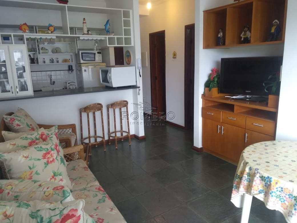 apartamento com 1 dorm, praia das toninhas, ubatuba - r$ 550 mil, cod: 1232 - v1232