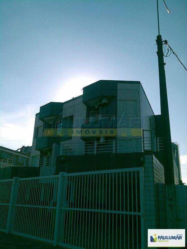 apartamento com 1 dorm, vila atlântica, mongaguá - r$ 200 mil, cod: 18203 - v18203